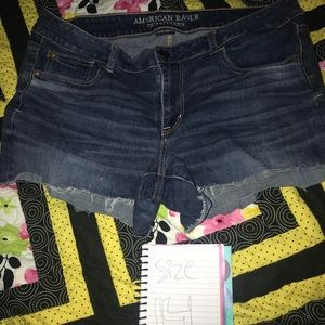 Jean shorts for sale!!